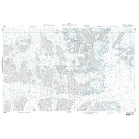 Region 1 - North America :NGA Chart 15023: Queen Elizabeth Islands - Southern Part