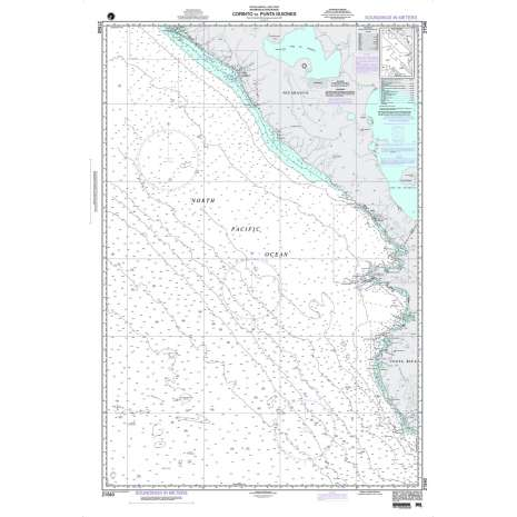 Region 2 - Central, South America, NGA Chart 21540: Corinto to Punta Guiones