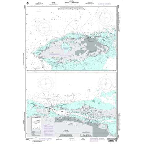 Region 2 - Central, South America :NGA Chart 26309: Nassau and Approaches