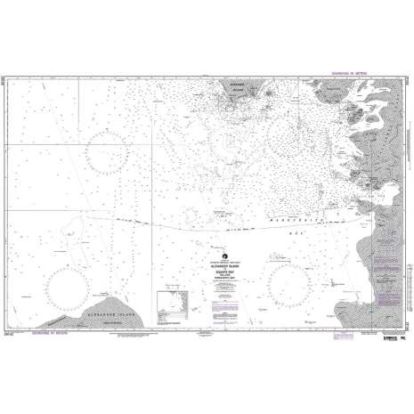 Region 2 - Central, South America :NGA Chart 29142: Alexander I to Square B Incl Marguerite