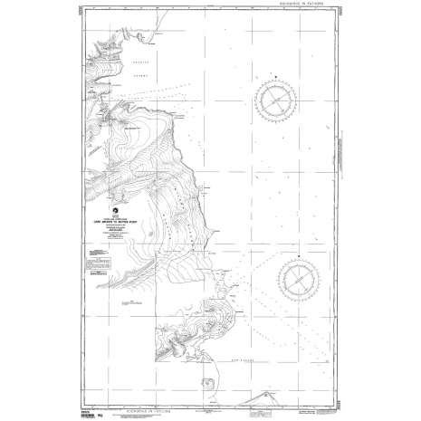 Region 2 - Central, South America, NGA Chart 29325: Cape Archer to Butter Point