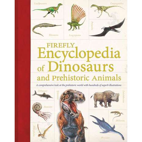 Dinosaurs & Reptiles :Firefly Encyclopedia of Dinosaurs and Prehistoric Animals