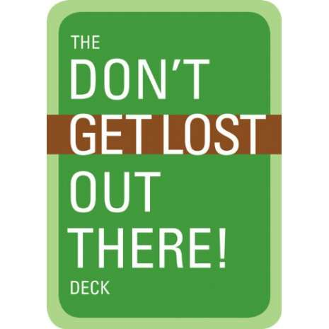 Survival Guides :The Don't Get Lost Out There! Deck: 56 Cards