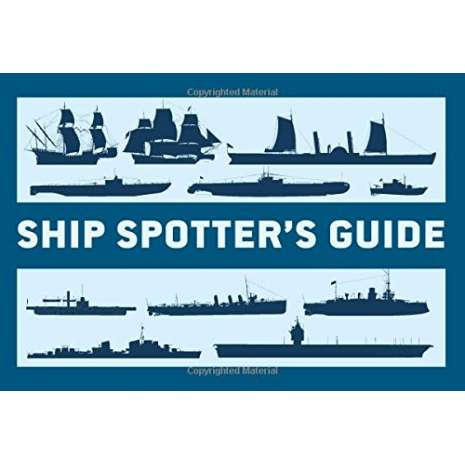 Modeling & Woodworking, Ship Spotter's Guide