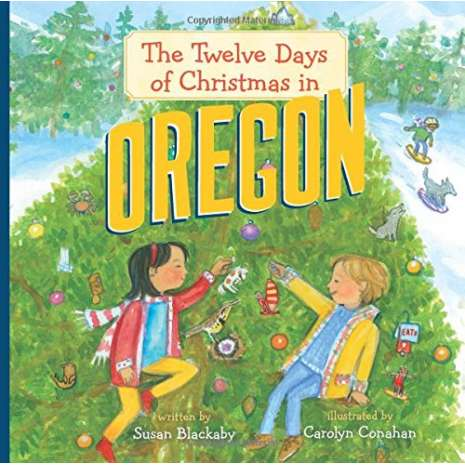 Holidays :The Twelve Days of Christmas in Oregon