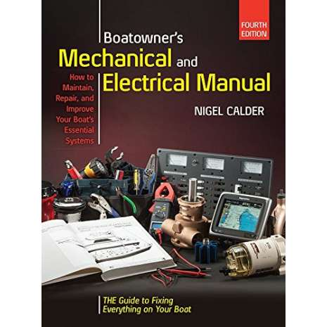 Boat Maintenance & Repair, Boatowner's Mechanical and Electrical Manual, 4th Edition