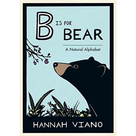 Animals :B is for Bear: A Natural Alphabet