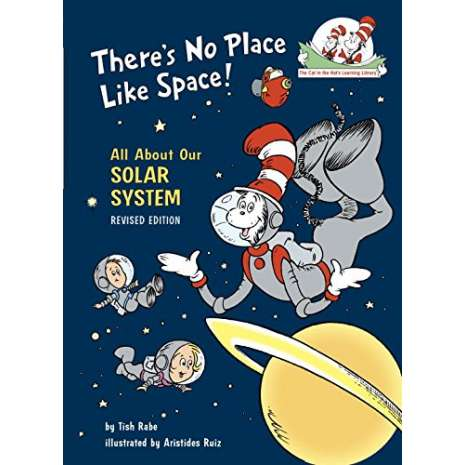 Space & Astronomy for Kids, There's No Place Like Space!: All About Our Solar System