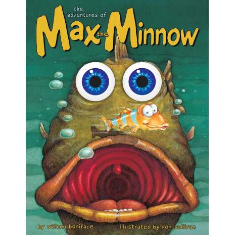 Board Books, The Adventures of Max the Minnow