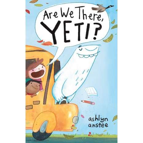 Bigfoot for Kids, Are We There, Yeti?