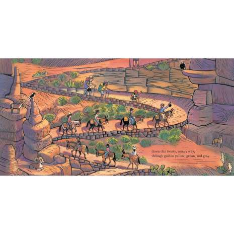 Educational & Science :In the Canyon