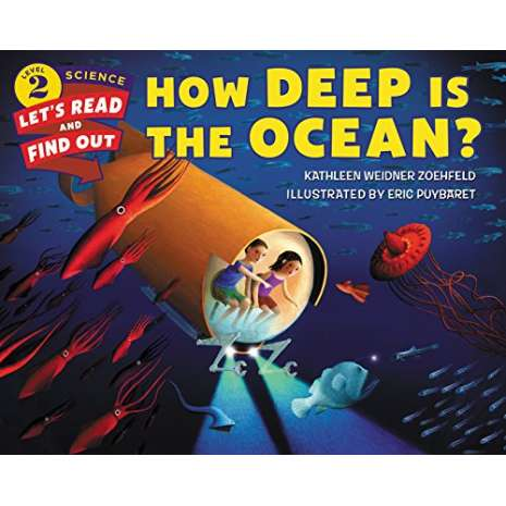 Ocean & Seashore, How Deep Is the Ocean?