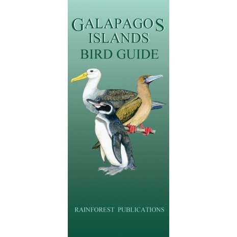 Bird Identification Guides :Galapagos Islands Birds Field Guide
