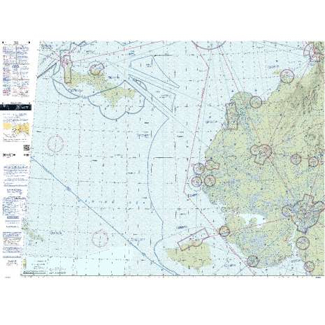 Sectional Charts, FAA Chart: VFR Sectional BETHEL