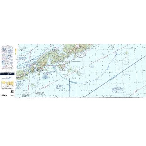 Sectional Charts, FAA Chart: VFR Sectional COLD BAY