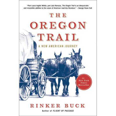 Oregon, The Oregon Trail: A New American Journey
