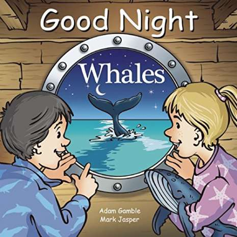 Board Books :Good Night Whales