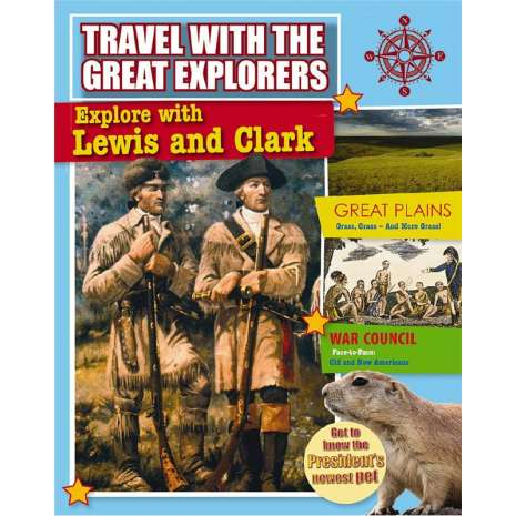 History for Kids :Explore with Lewis and Clark
