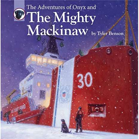 Boats, Trains, Planes, Cars, etc. :The Adventures of Onyx and The Mighty Mackinaw