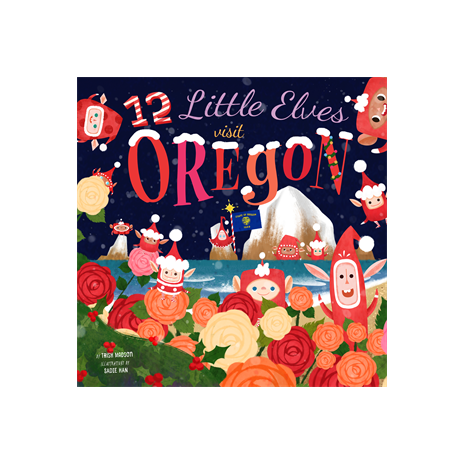 Holidays :12 Little Elves Visit Oregon