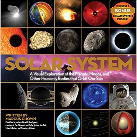Space & Astronomy for Kids :Solar System: A Visual Exploration of the Planets, Moons, and Other Heavenly Bodies that Orbit Our Sun