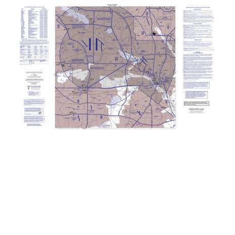 VFR: Helicopter Route Charts :FAA Chart: VFR Helicopter DALLAS/FT WORTH