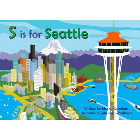Board Books, S is for Seattle