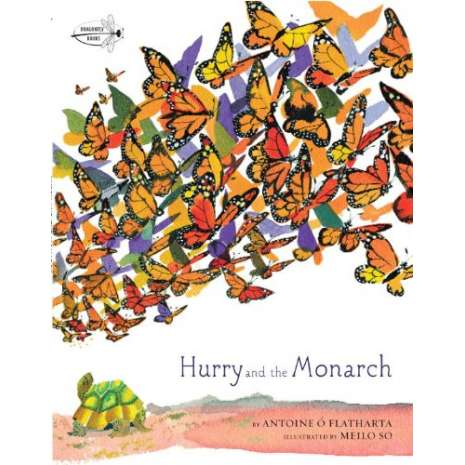 Butterflies, Bugs & Spiders, Hurry and the Monarch