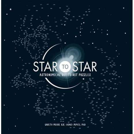Space & Astronomy for Kids :Star to Star: Astronomical Dot-to-Dot Puzzles