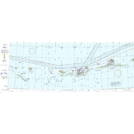 Sectional Charts, FAA Chart: VFR Sectional WESTERN ALEUTIAN ISLANDS