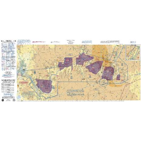 VFR: Helicopter Route Charts, FAA Chart: VFR Helicopter GRAND CANYON