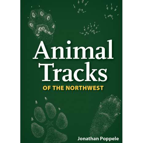 Playing Cards, Animal Tracks of the Northwest Playing Cards