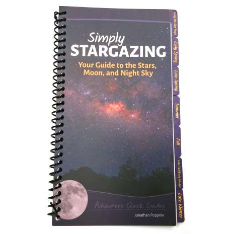 Astronomy Guides :Simply Stargazing: Your Guide to the Stars, Moon, and Night Sky