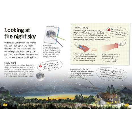 Young Readers :Night Sky