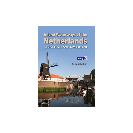 Europe, Inland Waterways of the Netherlands 2ND ED