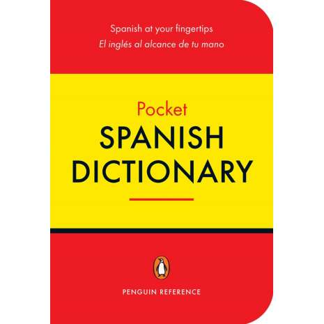 Flags, Signals & Language :The Penguin Pocket Spanish Dictionary: Spanish at Your Fingertips