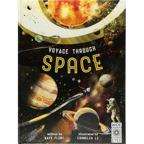 Space & Astronomy for Kids :Glow in the Dark: Voyage through Space
