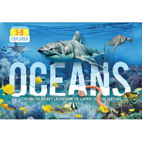 Fish, Sealife, Aquatic Creatures :3-D Explorer: Oceans NEW VERSION