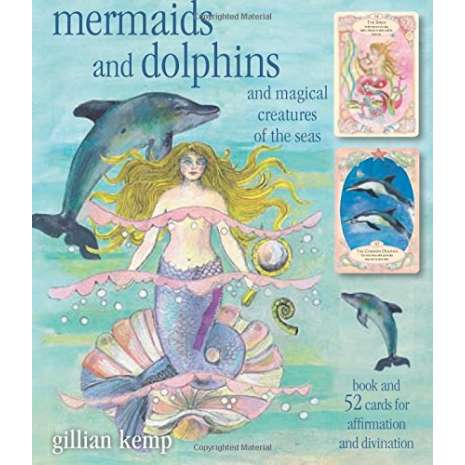 Mermaids :Mermaids and Dolphins: and magical creatures of the sea CARDS