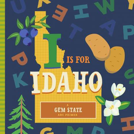 Board Books, I is for Idaho