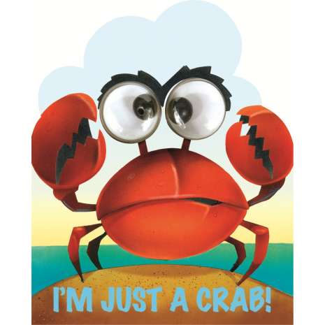 Board Books: Aquarium :I'm Just A Crab