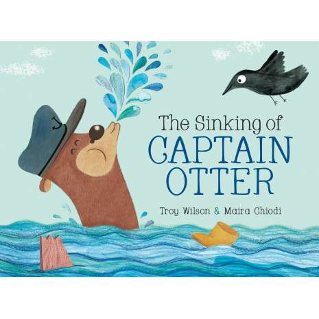 Marine Mammals :The Sinking of Captain Otter