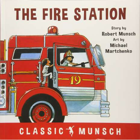 Boats, Trains, Planes, Cars, etc. :The Fire Station