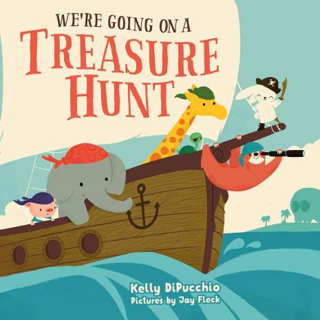Pirates, We're Going on a Treasure Hunt