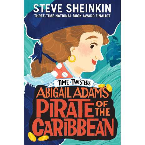 Pirates :Abigail Adams, Pirate of the Caribbean
