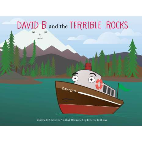 Boats, Trains, Planes, Cars, etc. :David B and the Terrible Rocks