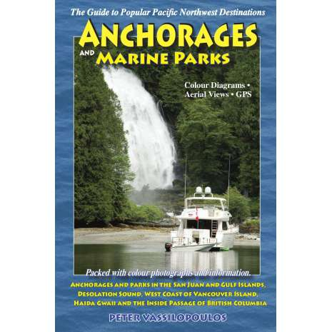 Canada, Anchorages and Marine Parks, 2019 Edition
