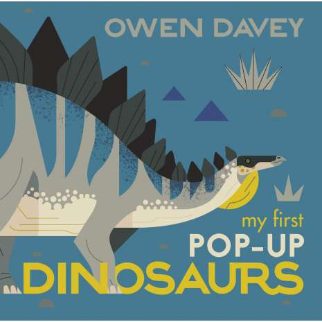 Pop-Up Books, My First Pop-Up Dinosaurs: 15 Incredible Pop-ups