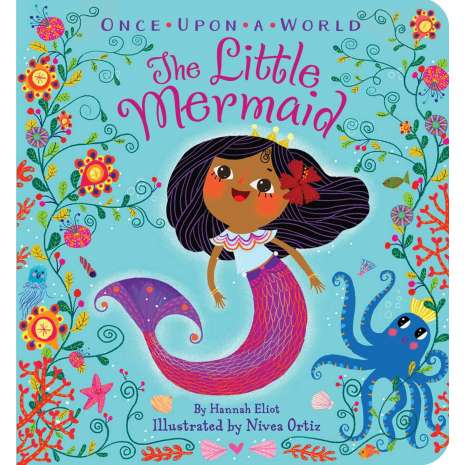 Mermaids, Once Upon a World: The Little Mermaid