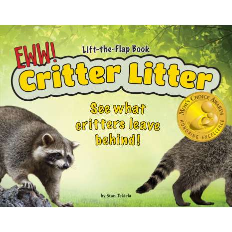 Animals :Critter Litter: See What Critters Leave Behind!